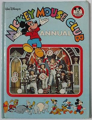 1978 Purnel Mickey Mouse Club Annual Scarce - Peter Pan / Snow White / Pooh