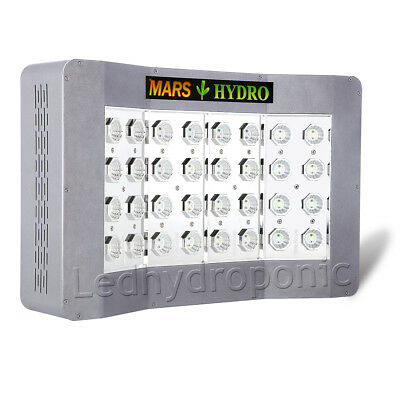 New! Mars Pro II Cree 128 LED Grow Light  for Medical Plant Indoor Full Spectrum