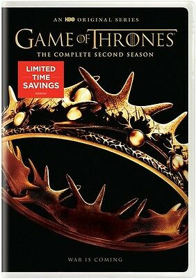 Game Of Thrones: The Complete Second Season 883929537617 (DVD Used Very Good)