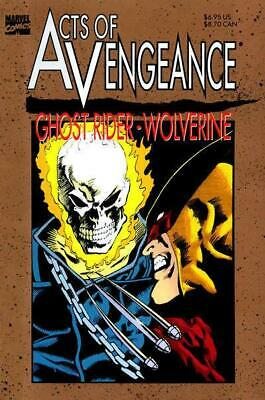 Wolverine / Ghost Rider: Acts of Vengeance