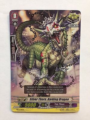 Cardfight Vanguard English PR/0358EN Silver Thorn, Barking Dragon FOIL