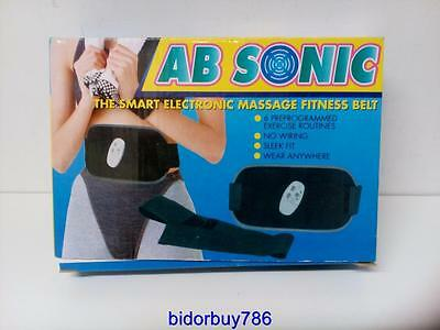 Ab Sonic smart electronic massage fitness belt  (s13)