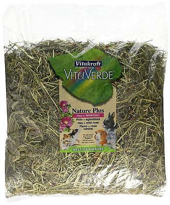 Vitakraft Vita Verde Hay & Wild Rose - 500 Grames in Bag