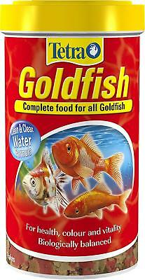 Tetra Goldfish Flake - 500ml / 100 Grames