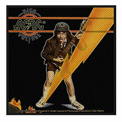 AC/DC high voltage Patch 4x4 inch