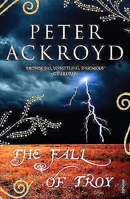 The Fall Of Troy,Ackroyd, Peter,New Book mon0000092029