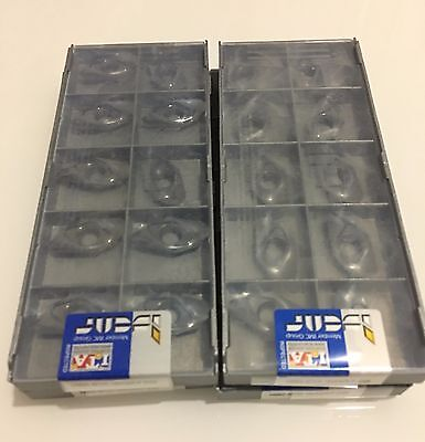 Iscar Carbide Insert - Hm90 Apcr 160532R-P Ic28 - New 10 Inserts
