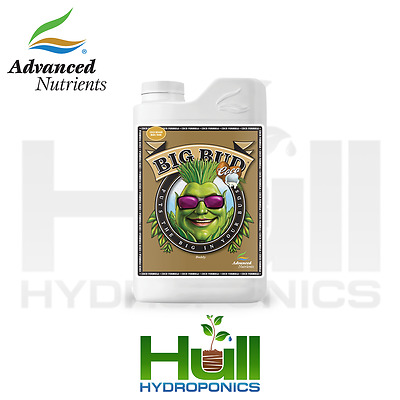 Big Bud COCO 1L 1 Litre - Flowering Booster Plant Nutrient Advanced Nutrients