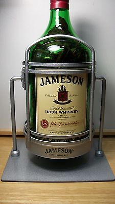 Jameson 1.75 liter Irish Whiskey Pouring Cradle~Bottle not included.