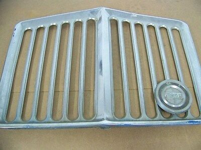 1963 jeep gladiator front grill