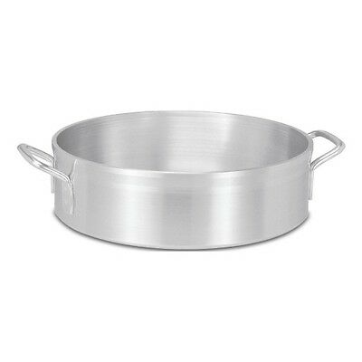 Vollrath 67228Wear-Ever Classic Select 28Qt. HeavyDuty Alum Brazier Pan By SYSCO