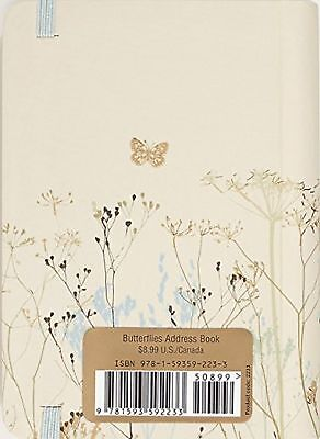 Butterflies Address Book (Address Books)