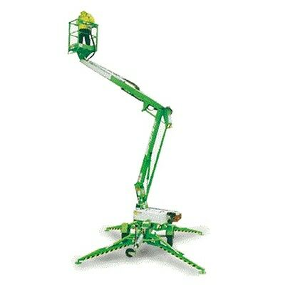 ~~HIRE~~ Nifty Mobile cherry picker - 12m - BRISBANE