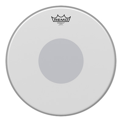 Remo Emperor X Coated + Black Dot Drumhead