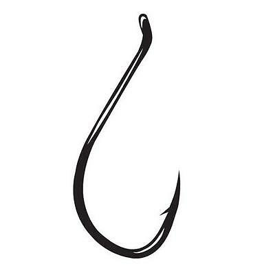 Bulk 1/0 to 10/0, 50x 100x 200x 500x Octopus Beak Suicide Fishing Hooks Tackle