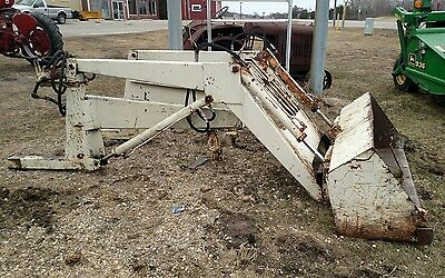 Great Bend GB800 Loader Fits IH Deere Farmall Oliver Massey Ford