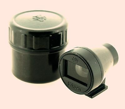 Russian Shoe Mounted Finder for 35mm Lenses with case