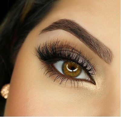 Lilly & Kylie 100% Luxury 3D Mink False Eyelashes Long Strip Party Miami Lashes