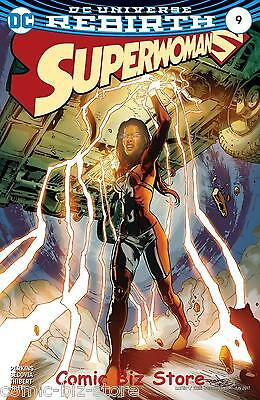 Superwoman #9 (2017) 1St Printing Variant Cover Dc Universe Rebirth
