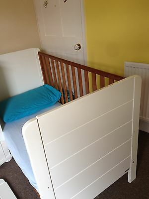 John Lewis Cot Bed Toddler Junior Bed.