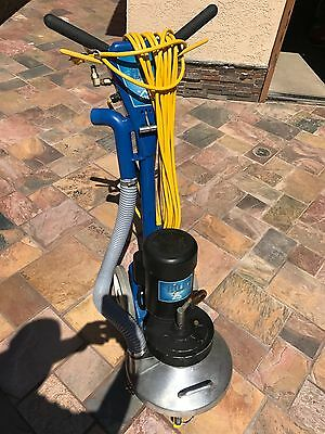 Rx-20 Hild Rotary Carpet Floor Cleaning Extractor