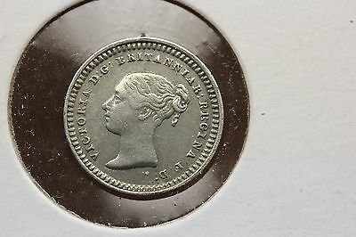 1843 Great Britain 1.5 Pence ?Maundy  (1428)