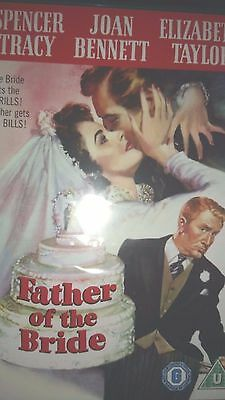 Father of the Bride DVD Spencer Tracy Sealed
