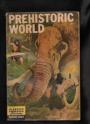 Classics Illustrated Special Issue #167A  Fair+  (Prehistoric World)