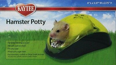Hamster Potty Pet Accessories Animal Toilet New Free Shipping