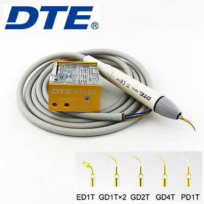 Woodpecker DTE V3 LED Dental Built in Ultrasonic Piezo Scaler For Unit SATELEC