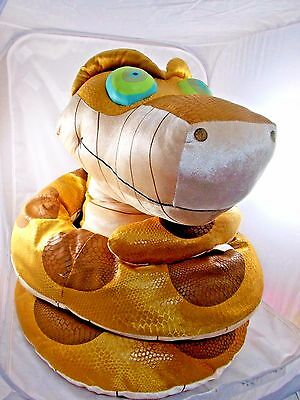 Disney Jungle Book Giant Kaa Snake Plush 10 Ft