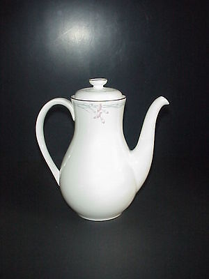Royal Doulton Carnation Coffee Pot H5084