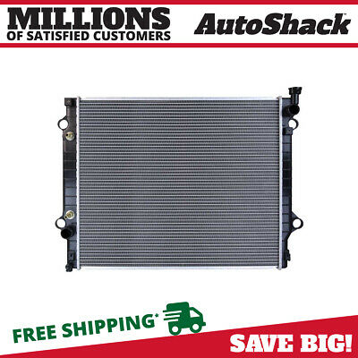 New Prime Choice Complete Front Aluminum Radiator fits 2005-2015 Toyota Tacoma
