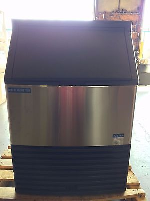 USED IceMeister 215 lb Undercounter Flake Ice Maker Machine Fx-215A