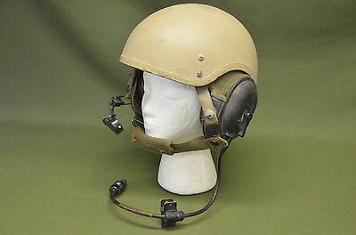 Gentex CVC Combat Vehicle Crewman Helmet DH-132B Small Medium Inner Assembly #14