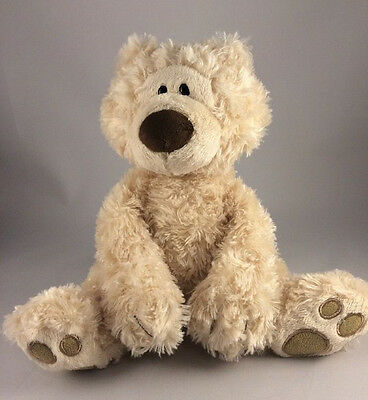 "12"" Gund Philbin Teddy Bear Plush Stuffed Animal 319926"