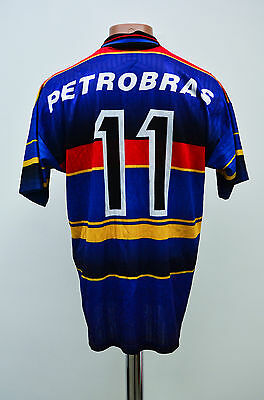 Flamengo Brazil 1995/1996 Centenary Football Shirt Jersey Camiseta Umbro #11