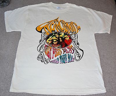 Aerosmith World Tour 2001 Concert T-Shirt NEW Size Large