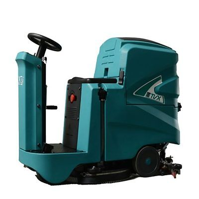 "TVX T90 Ride on scrubber dryer 21"" inch 90 litre,18 months warranty £3799 +vat"