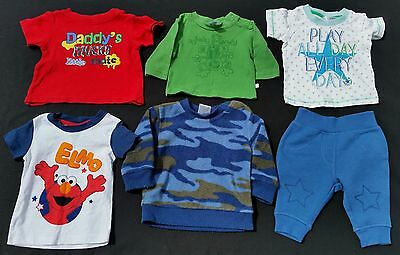 Pre Owned Various Sizes Baby Boys Clothes Pre-Owned in Clean Great Condition