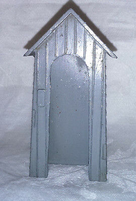 1950's Vintage Crescent Sentry Box ( Getting Very Hard To Find! )