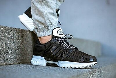 buy popular 9010d 70c1a Adidas Climacool 1 Mens Running Training Shoes Blacksilver 100% Authentic