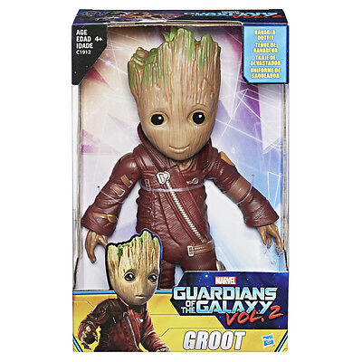 Marvel Guardians Of The Galaxy Ravager Groot Figure - NEW