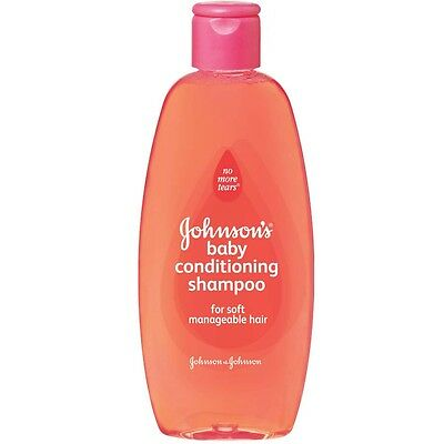 Johnson's Baby 500ml 2-in-1 Shampoo/Conditioner - NEW