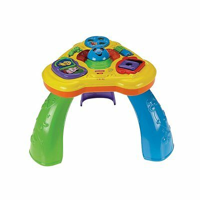 Fisher-Price Lights & Sounds Activity Table - NEW