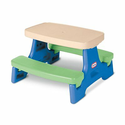 Little Tikes Endless Adventures Easy Store Jr Play Table - NEW