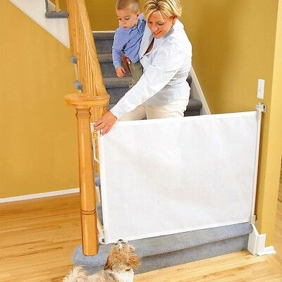 Dreambaby Retractable Security Gate - NEW