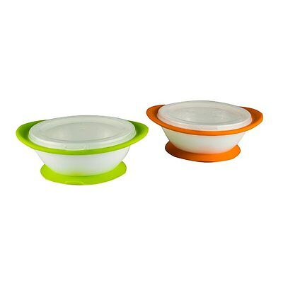 NUK No Mess Weaning Bowl - NEW