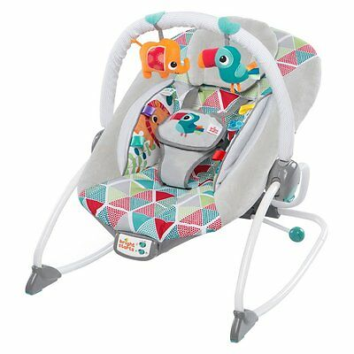 Bright Starts Toucan Tango Baby To Big Kid Rocker - NEW