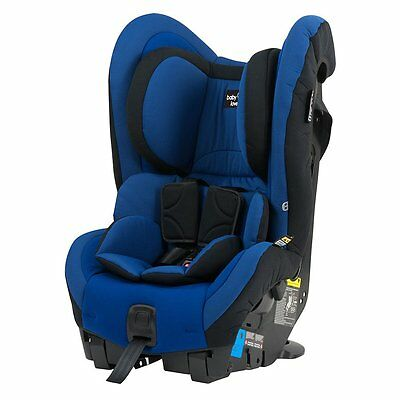Babylove Ezy Switch EP Convertible Car Seat - Blue - NEW